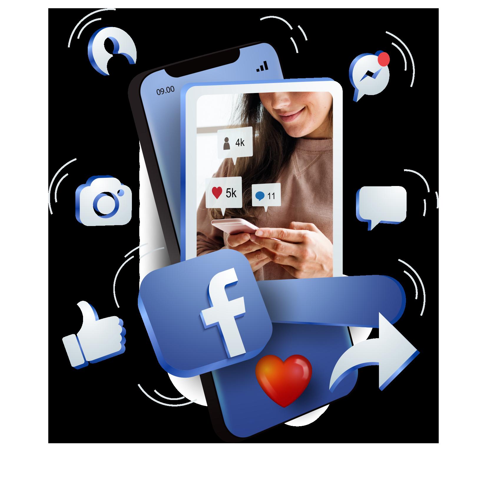 zalety reklamy na Facebooku