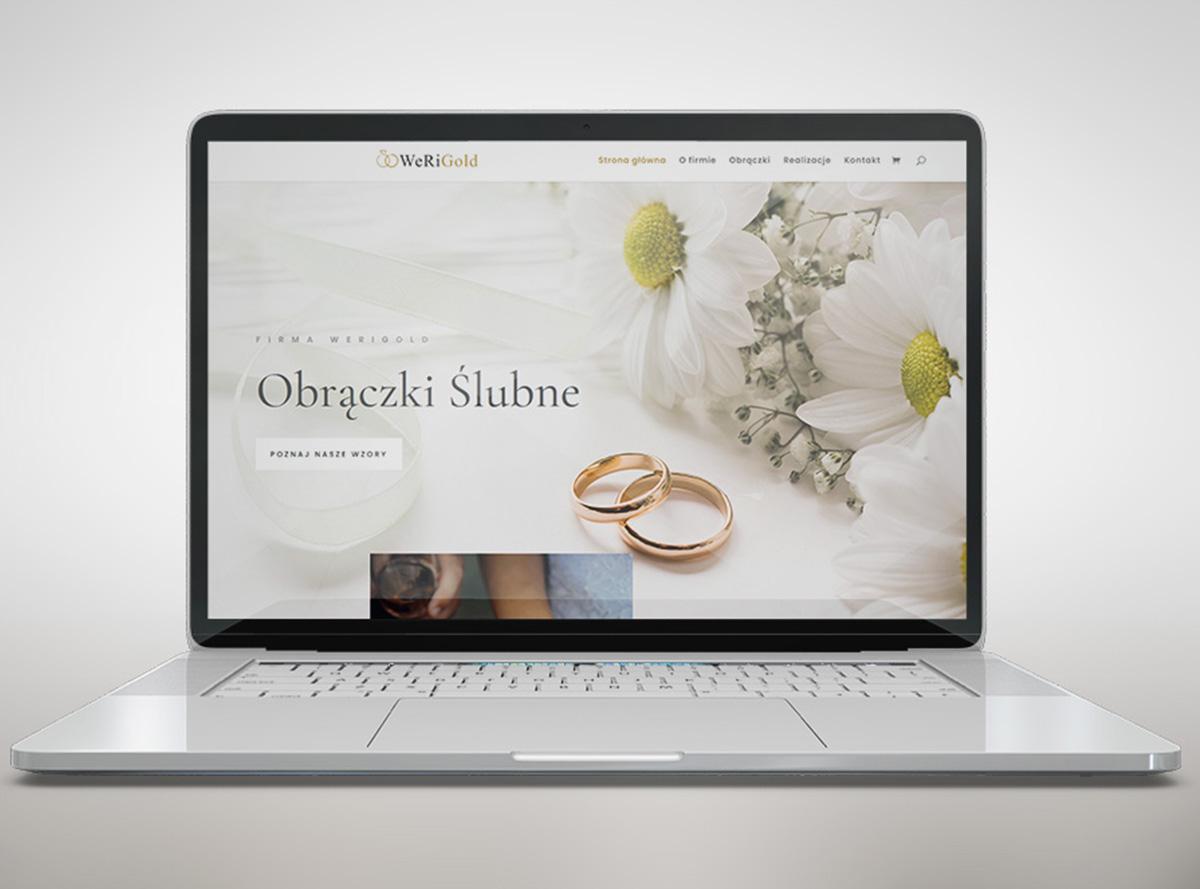 sklep internetowy obrączki ślubne